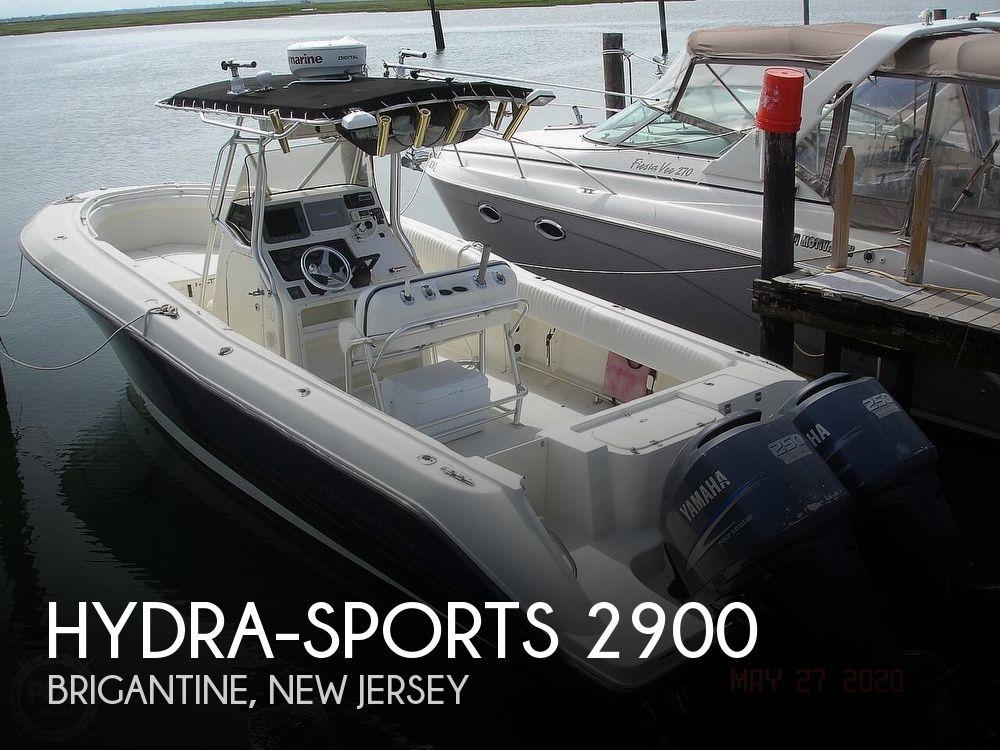 2006 HYDRA SPORTS 2900 CC for sale
