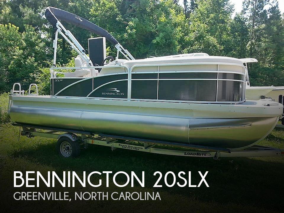 Used Bennington Slx Boats For Sale by owner | 2015 Bennington 20SLX