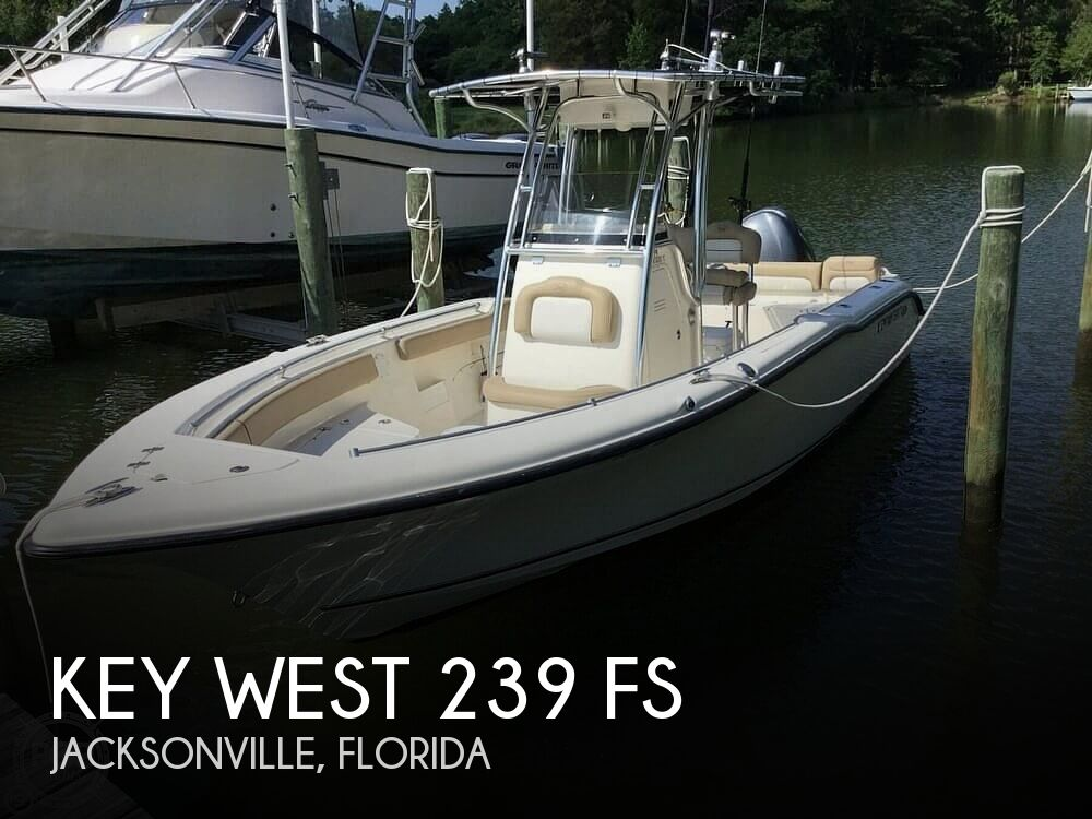Used Key West Boats For Sale in Jacksonville, Florida by owner | 2016 Key West 239