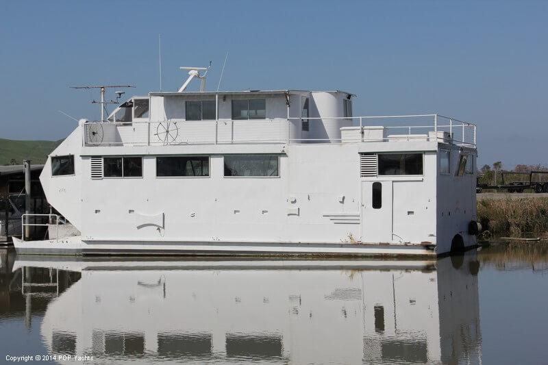 Custom Built Catamaran, 62', for sale - $159,000