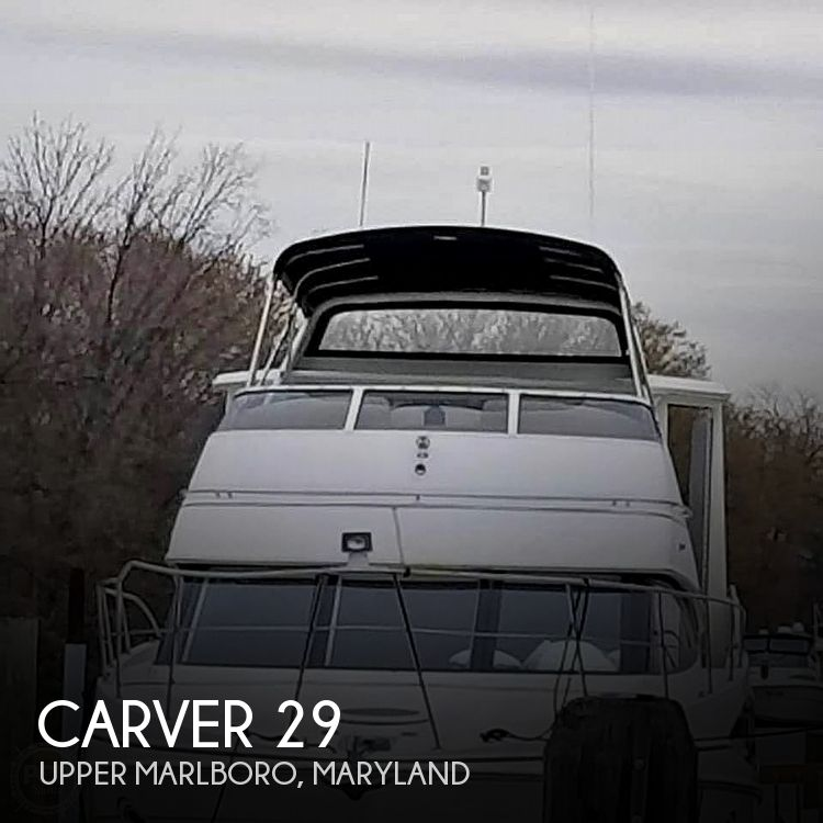 Used Boats For Sale in Hagerstown, Maryland by owner | 2001 Carver 29