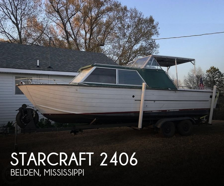 1973 STARCRAFT 2406 for sale