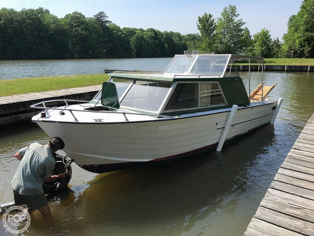 1973 Starcraft boat for sale, model of the boat is 2406 & Image # 2 of 41