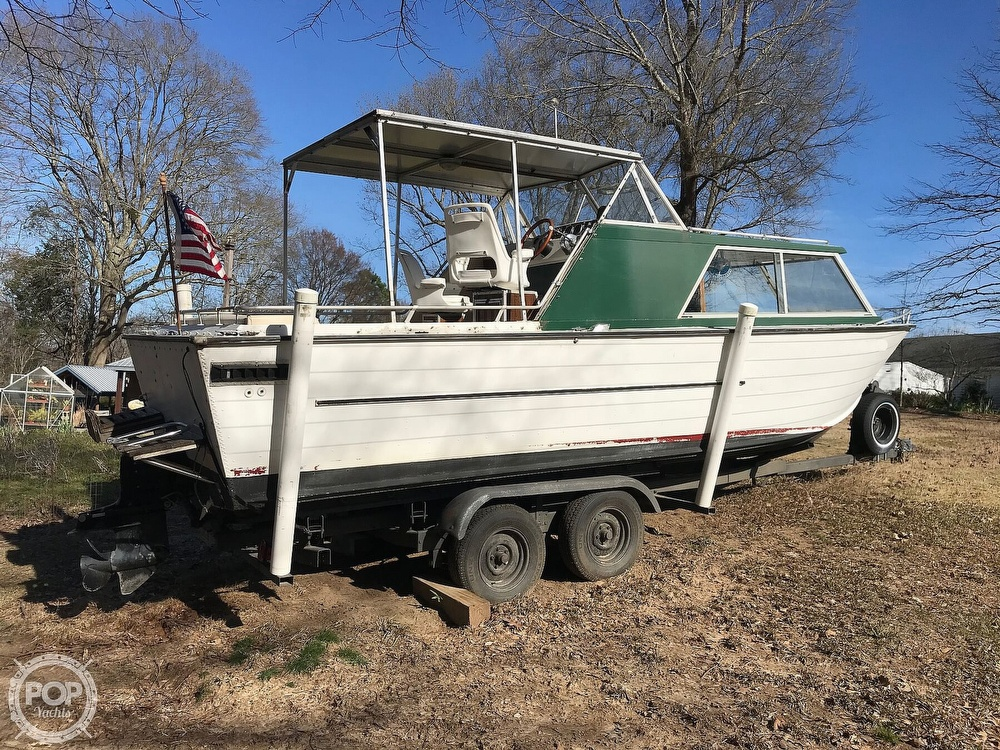 1973 Starcraft boat for sale, model of the boat is 2406 & Image # 5 of 41
