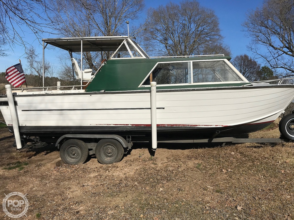 1973 Starcraft boat for sale, model of the boat is 2406 & Image # 6 of 41
