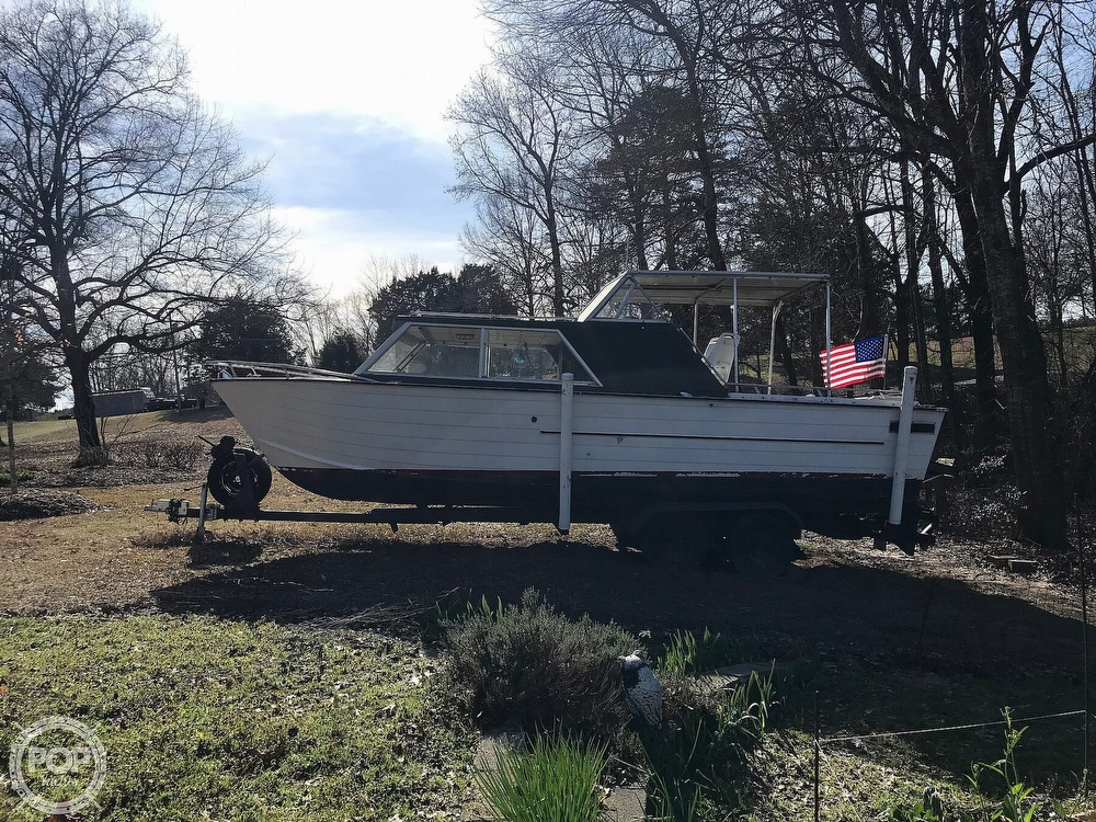 1973 Starcraft boat for sale, model of the boat is 2406 & Image # 12 of 41