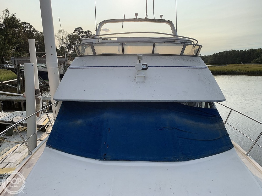 1994 Carver boat for sale, model of the boat is 390 Aft Cabin & Image # 4 of 40