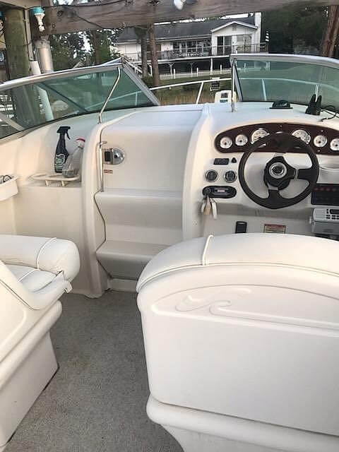 2001 Sea Ray boat for sale, model of the boat is Weekender & Image # 3 of 41