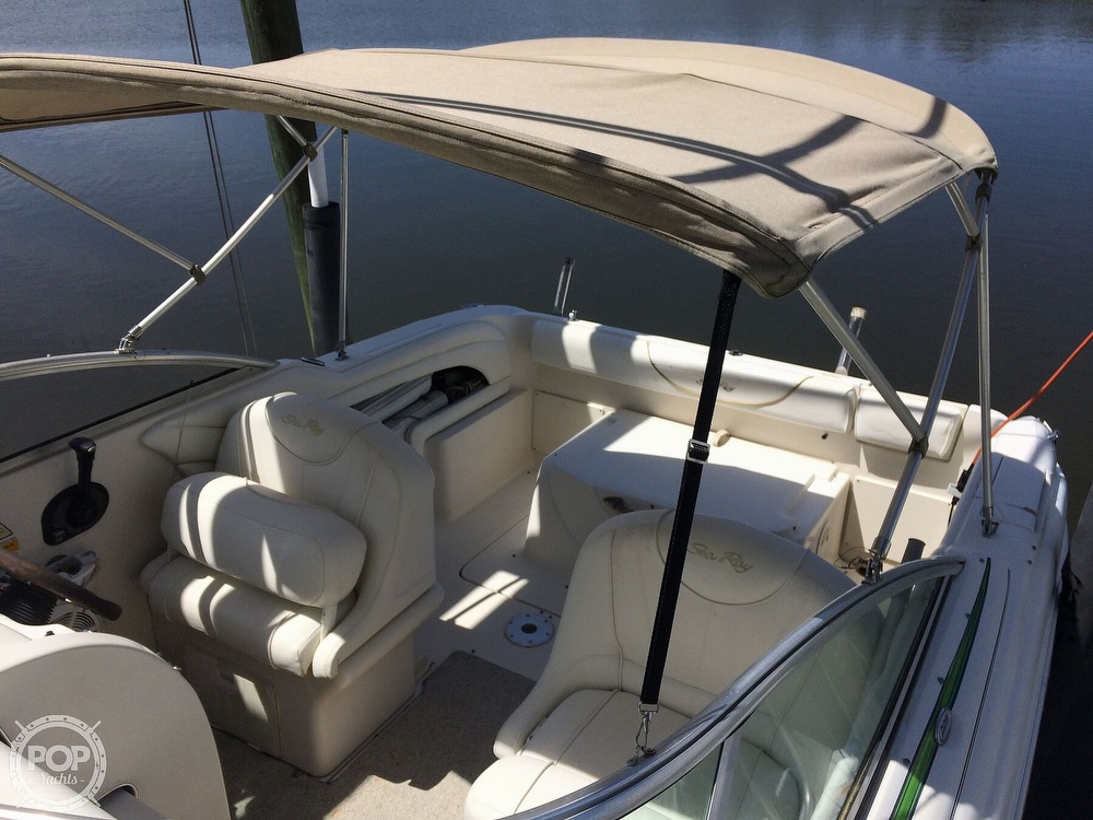 2001 Sea Ray boat for sale, model of the boat is Weekender & Image # 6 of 41