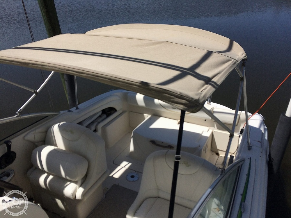 2001 Sea Ray boat for sale, model of the boat is Weekender & Image # 8 of 41