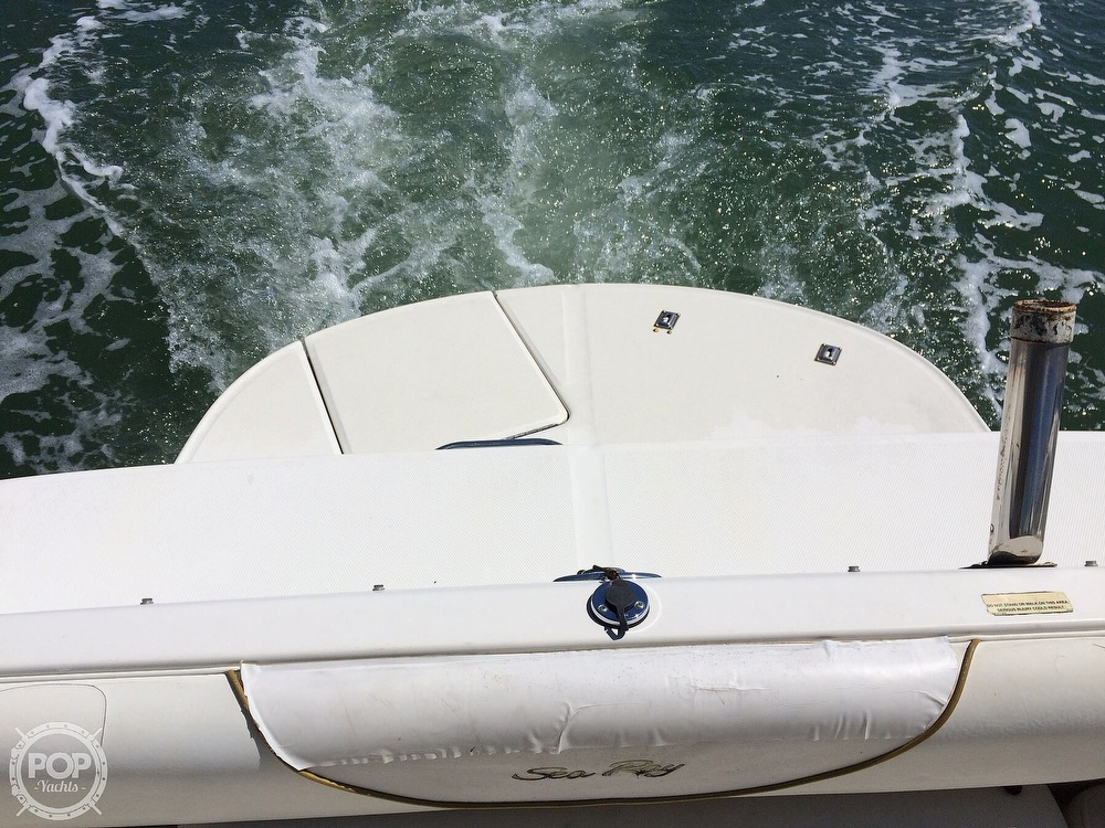2001 Sea Ray boat for sale, model of the boat is Weekender & Image # 35 of 41