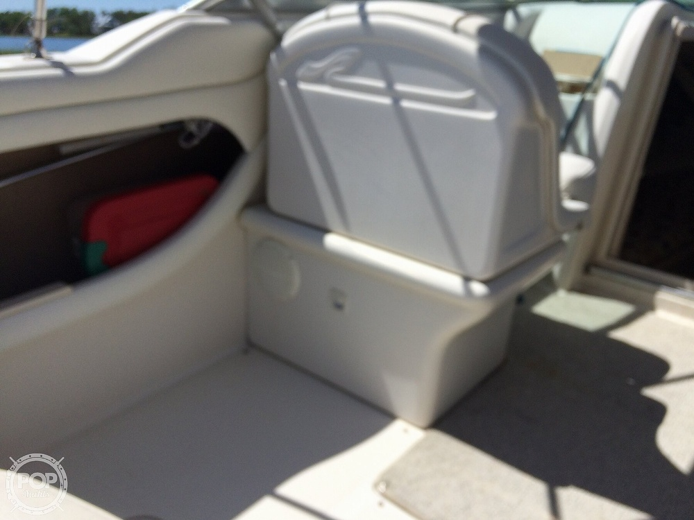 2001 Sea Ray boat for sale, model of the boat is Weekender & Image # 38 of 41