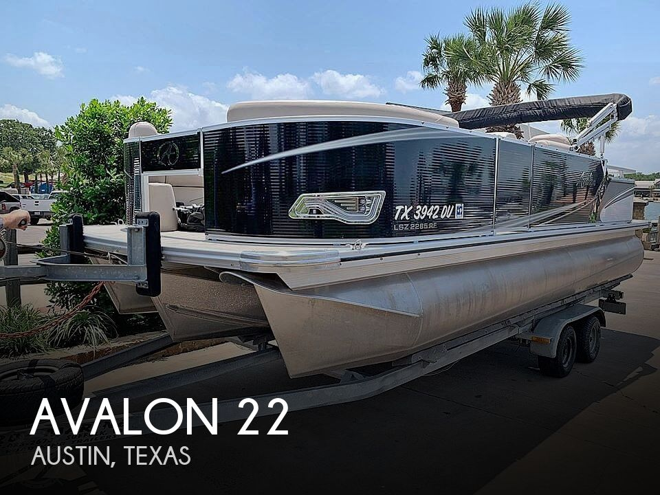 Used Avalon Boats For Sale by owner | 2017 Avalon 22