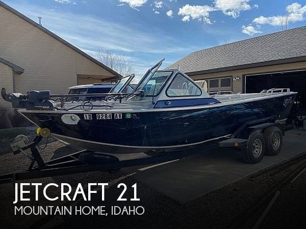 Used Boats For Sale in Boise, Idaho by owner | 1997 Jetcraft 21