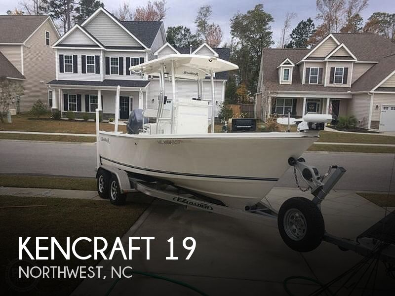Used Boats For Sale in Fayetteville, North Carolina by owner | 2015 Kencraft Breakwater 20
