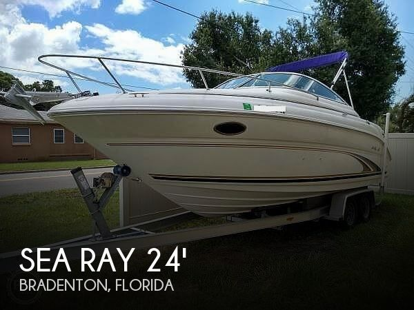 Used Sea Ray 45 Boats For Sale by owner | 2000 Sea Ray 245 Weekender