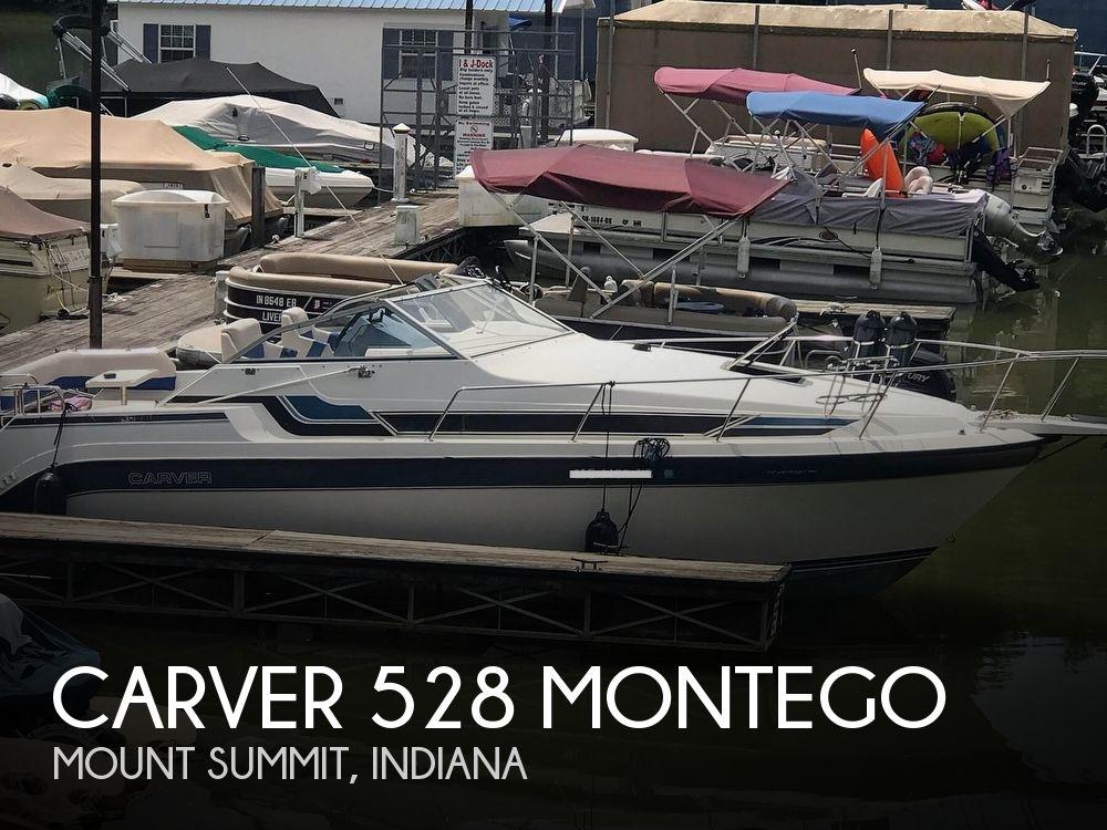 Used Carver 25 Boats For Sale by owner | 1990 Carver 25 Montego