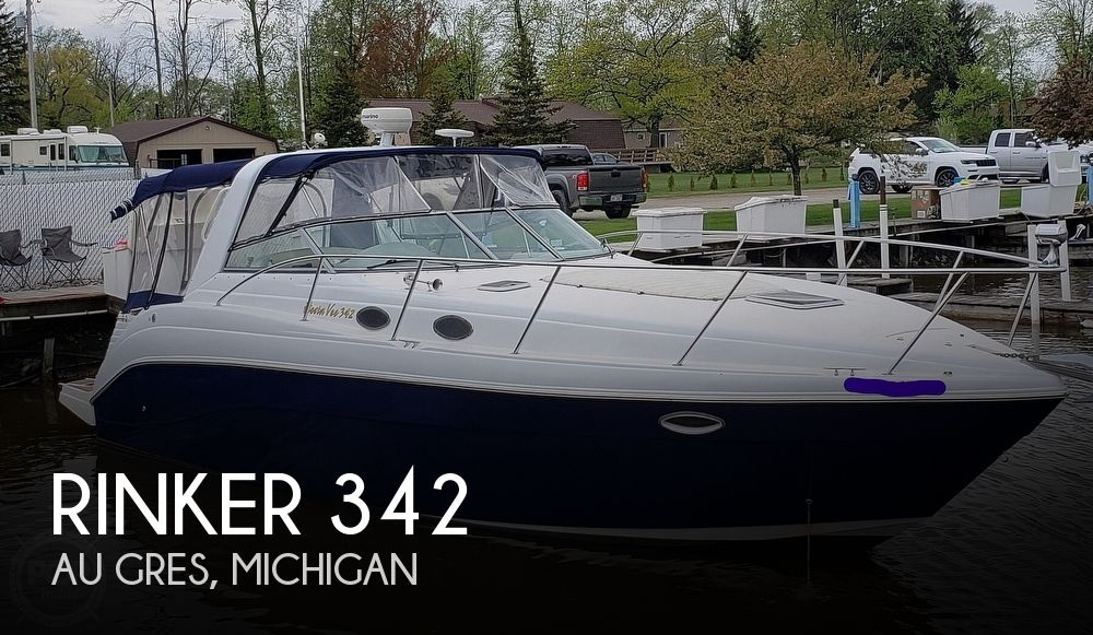 Used Rinker  fiesta Boats For Sale by owner | 2004 Rinker 342 Fiesta Vee