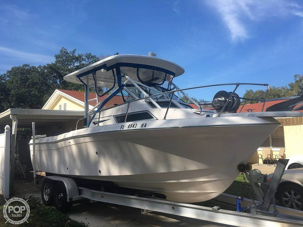1994 Grady-White boat for sale, model of the boat is 24 Explorer & Image # 2 of 17