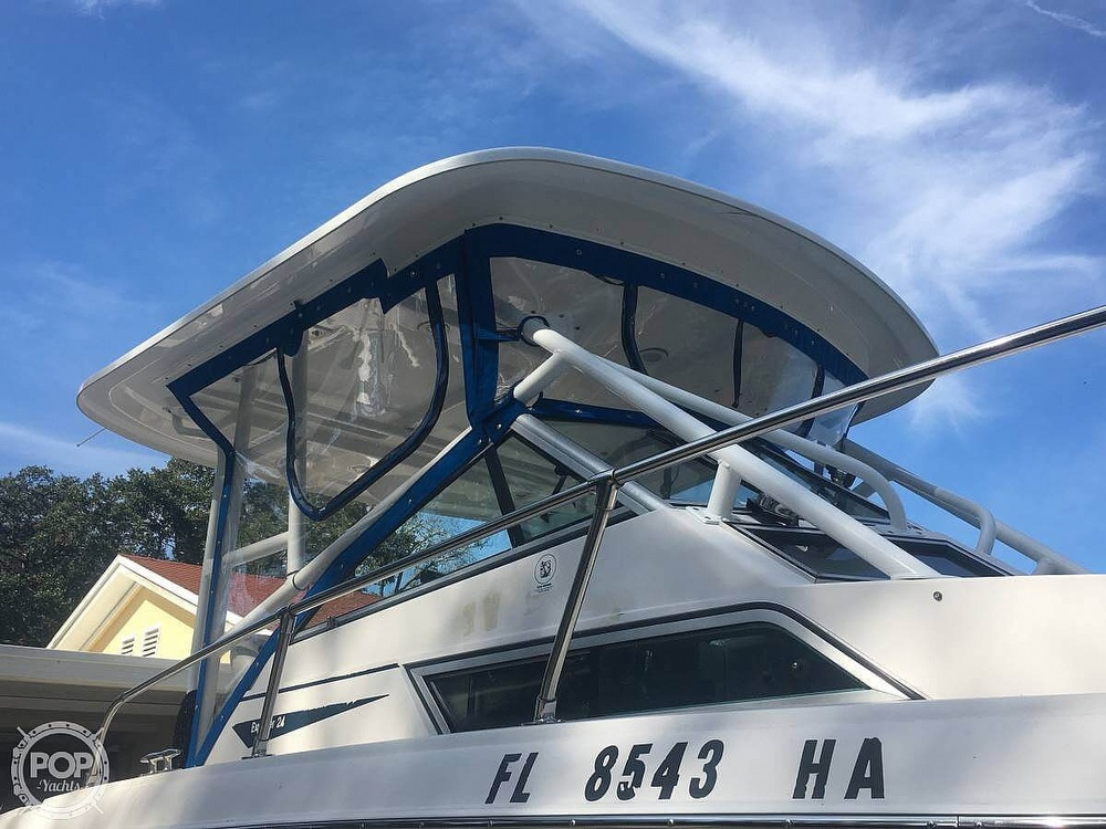 1994 Grady-White boat for sale, model of the boat is 24 Explorer & Image # 3 of 17