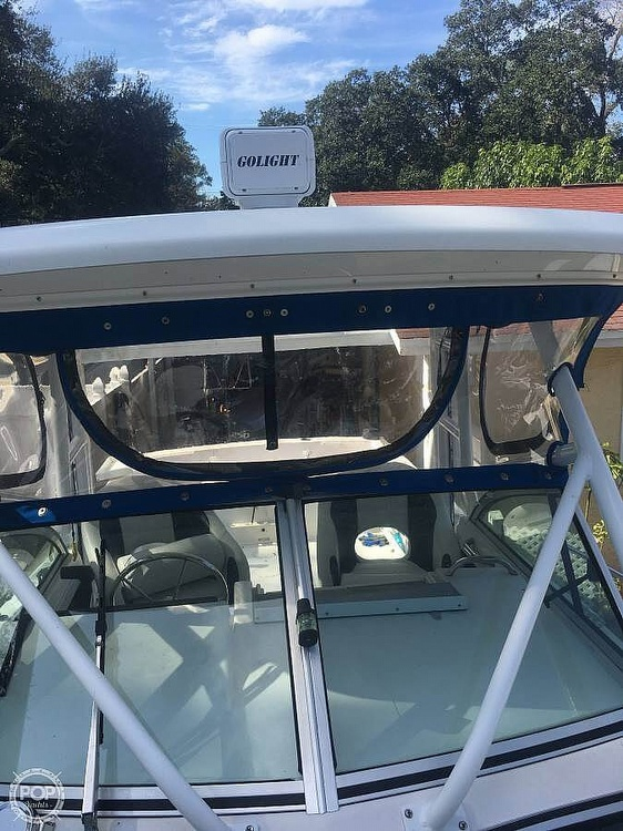 1994 Grady-White boat for sale, model of the boat is 24 Explorer & Image # 4 of 17