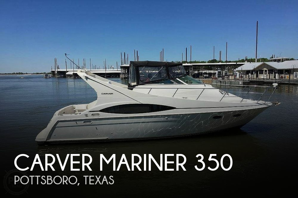 Used Carver 35 Boats For Sale by owner | 1998 Carver Mariner 350