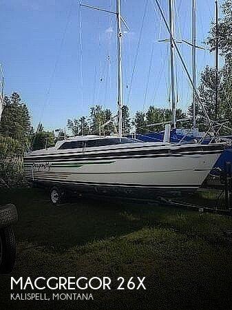 1996 MACGREGOR 26X for sale
