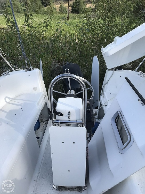 1996 Macgregor boat for sale, model of the boat is 26X & Image # 12 of 15