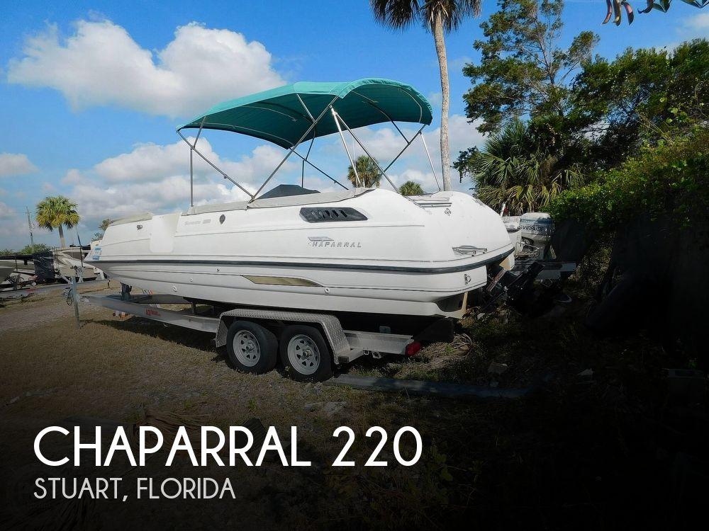 1995 CHAPARRAL SUNESTA 220 for sale