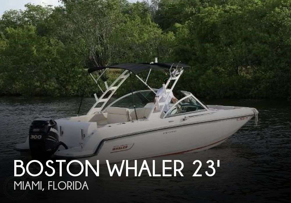 Used Boston Whaler 25 Boats For Sale by owner | 2014 Boston Whaler 25