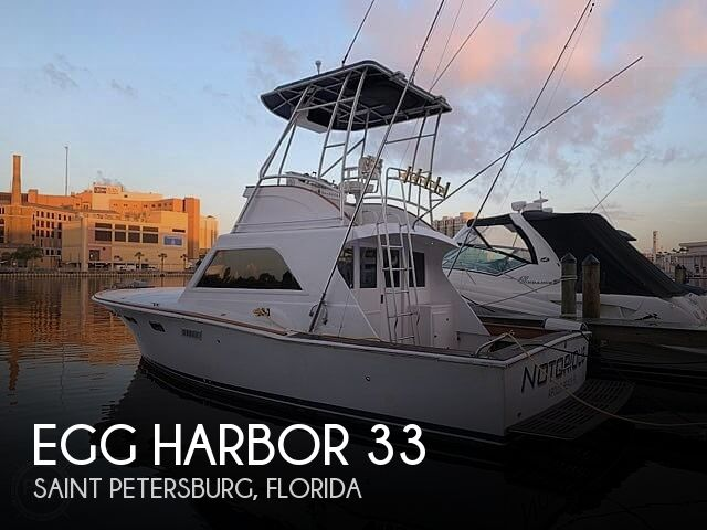 Used Egg Harbor Boats For Sale by owner | 1972 Egg Harbor 33