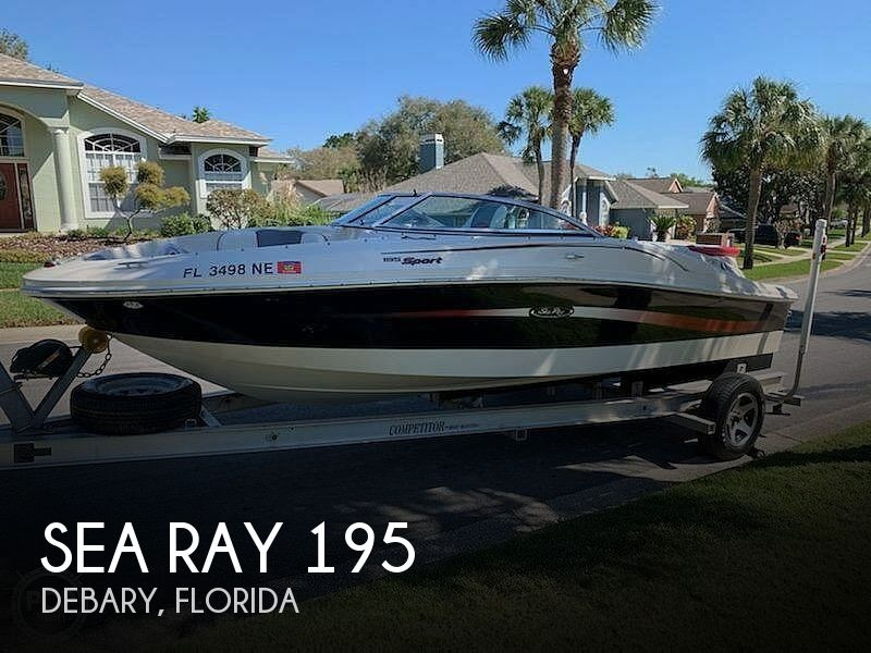 Used Sea Ray 19 Boats For Sale by owner | 2006 Sea Ray 195