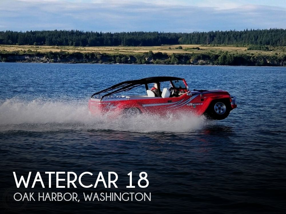 Used Ski Boats For Sale in Washington by owner | 2015 Watercar 18