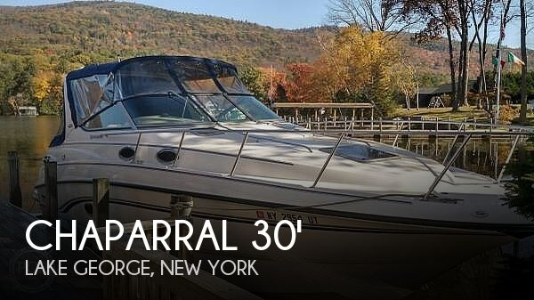 Used Chaparral Boats For Sale in New York by owner | 1999 Chaparral Signature 300
