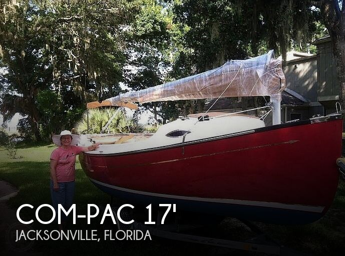 Used Com-Pac Boats For Sale by owner | 2014 Com-Pac 17