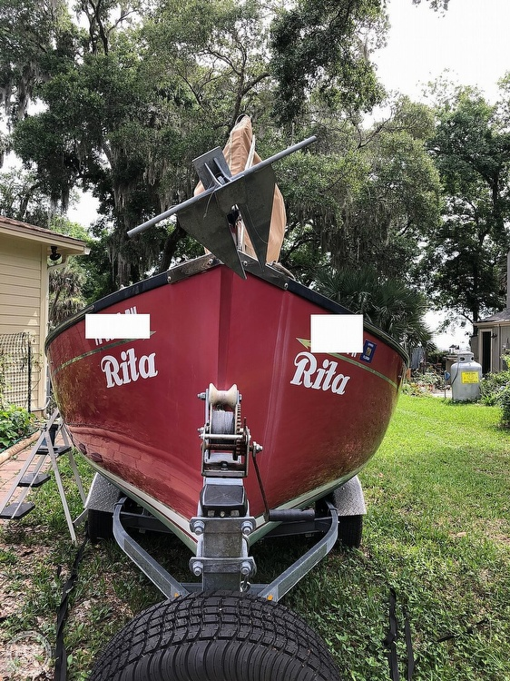 2014 Com-Pac boat for sale, model of the boat is Sunday Cat 17 & Image # 14 of 20