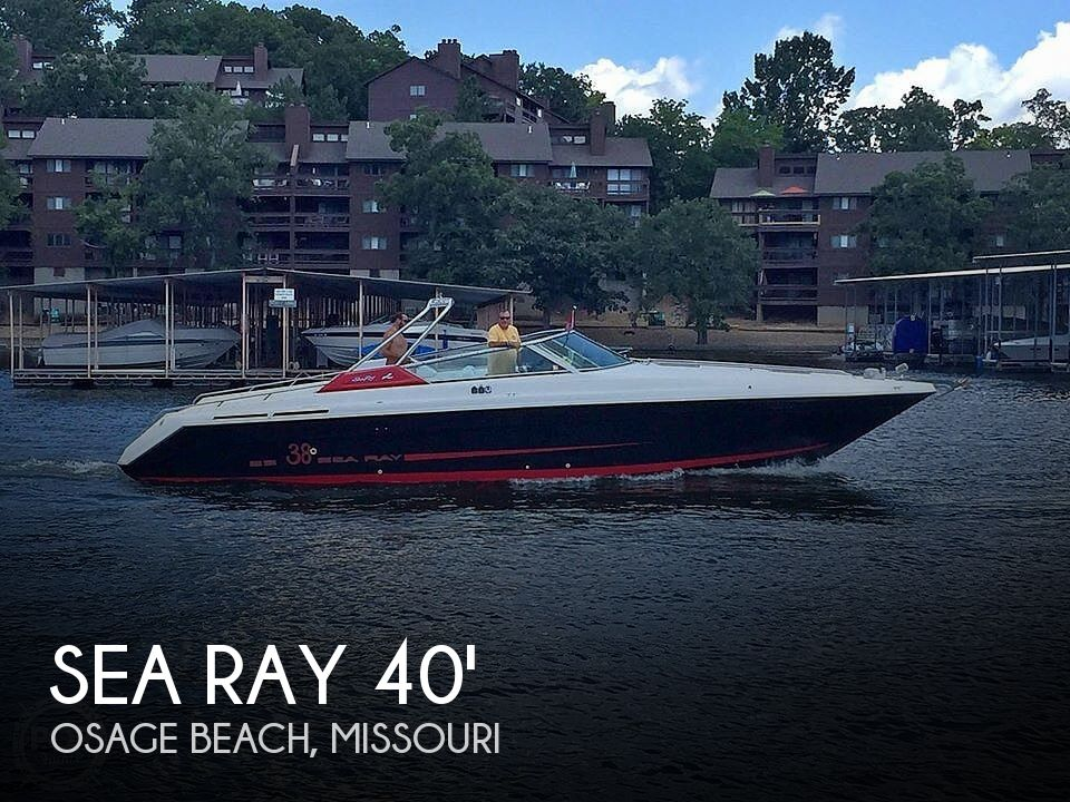 Used Sea Ray 370 Sun Sport Boats For Sale by owner | 1990 Sea Ray 370 Sun Sport