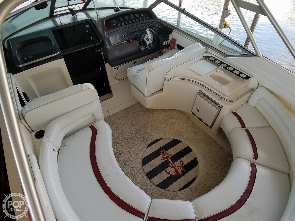 1990 Sea Ray boat for sale, model of the boat is 370 Sun Sport & Image # 13 of 40