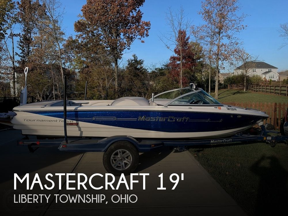 Used Mastercraft Boats For Sale in Ohio by owner | 2010 Mastercraft 197