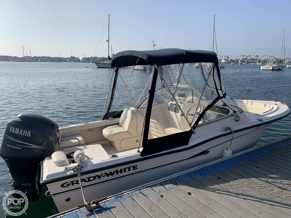 2008 Grady-White boat for sale, model of the boat is Tournament 185 & Image # 2 of 40