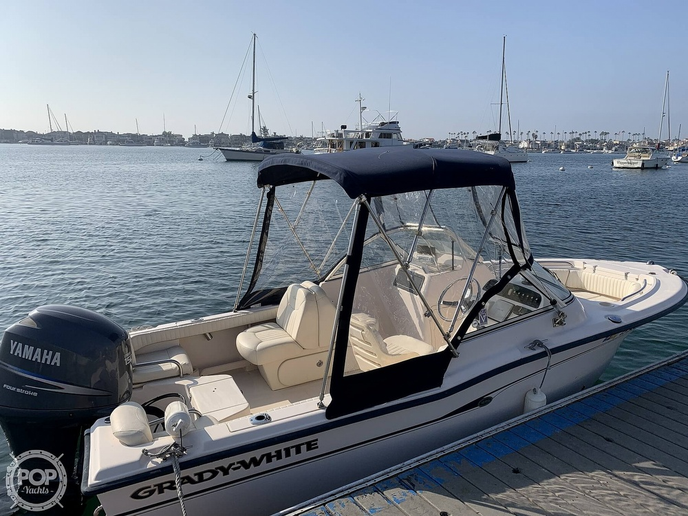 2008 Grady-White boat for sale, model of the boat is Tournament 185 & Image # 10 of 40