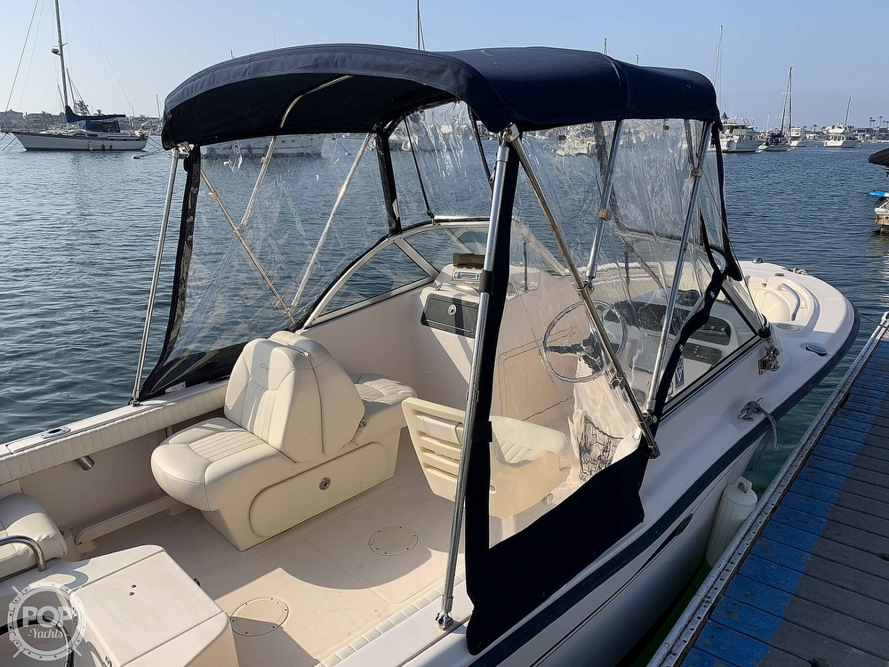 2008 Grady-White boat for sale, model of the boat is Tournament 185 & Image # 6 of 40