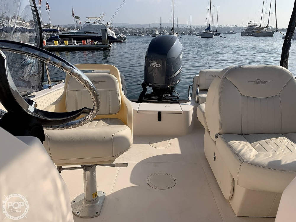 2008 Grady-White boat for sale, model of the boat is Tournament 185 & Image # 25 of 40