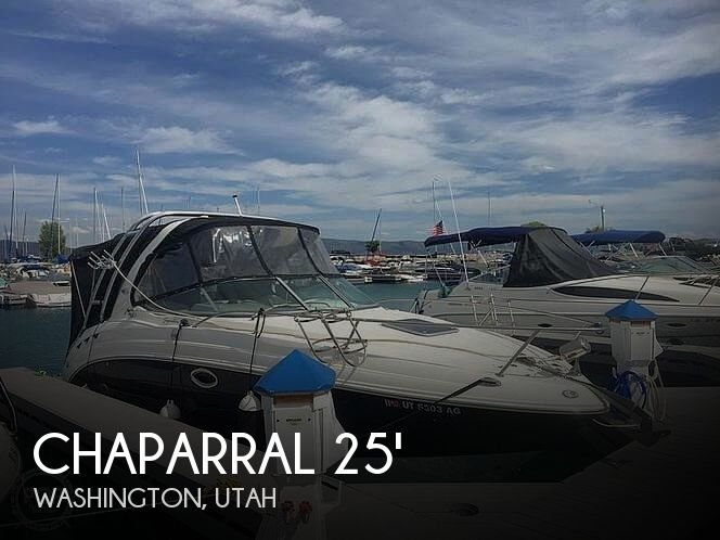 Used Chaparral Signature Boats For Sale by owner | 2008 Chaparral Signature 250