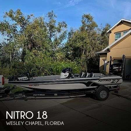 Used NITRO 18 Boats For Sale by owner | 2015 Nitro 18
