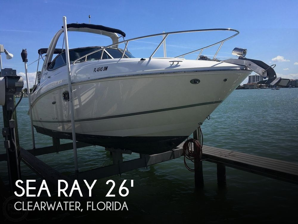 Used Sea Ray 26 Boats For Sale by owner | 2011 Sea Ray 26