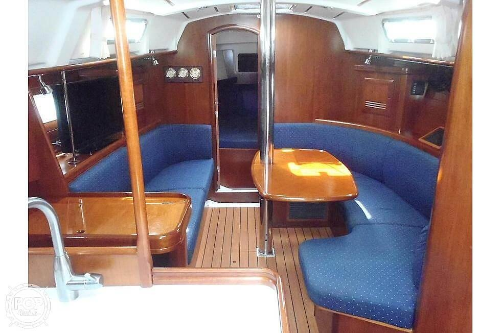 2004 Beneteau boat for sale, model of the boat is 361 & Image # 3 of 40