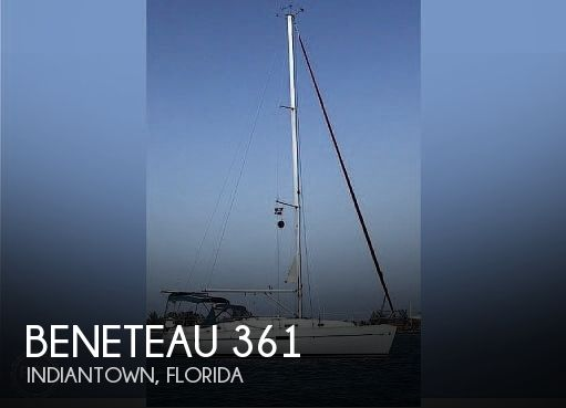 2004 Beneteau boat for sale, model of the boat is 361 & Image # 1 of 40