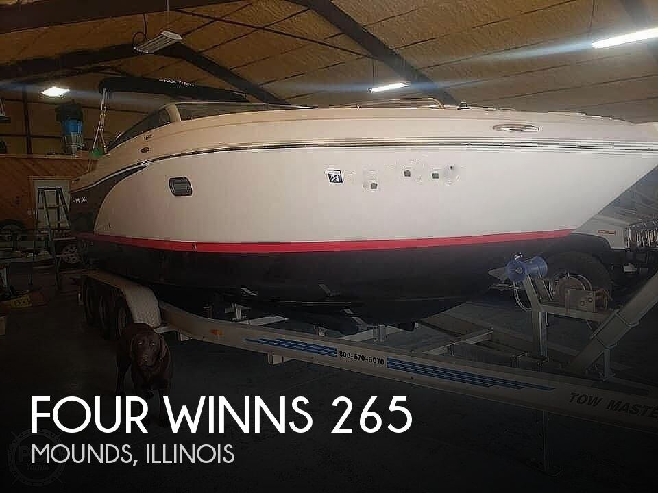 Used Four Winns 26 Boats For Sale by owner | 2014 Four Winns 265 Signature