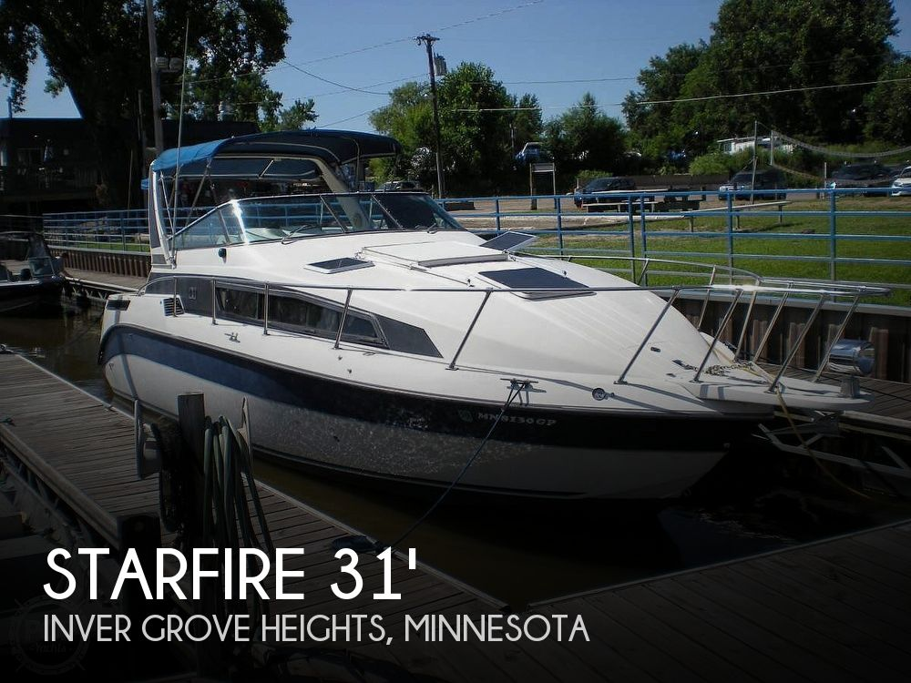 Used Starfire Boats For Sale by owner | 1991 Starfire 325 Westport